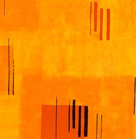 Tischbelag Lario Moda Orange 140 cm x 20 m
