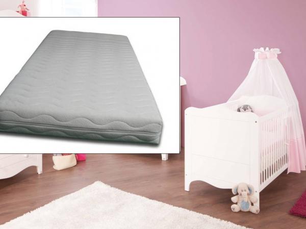 Premium Matratzen Schonbezug für Kinderbetten 70 x 140 x10 cm