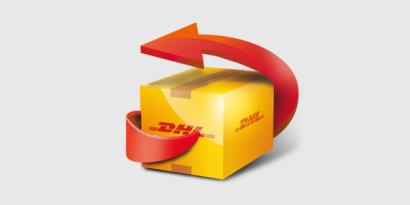 DHL Retourenetikett