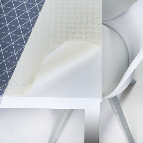 Tischpolster Tischunterlage Molton mit Vlies-Rückseite Soft Protect